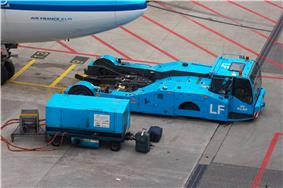 KLM Pushback tractor and ground power unit.jpg