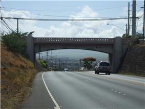 Ka'ahumanu Avenue-Naniloa Drive Overpass