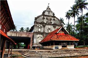 Kadamatom church