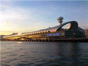 Kai Tak Cruise Terminal in June 2014