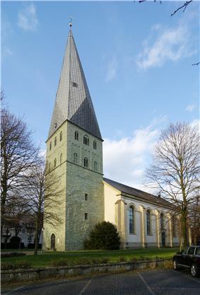 Pauluskirche in Kamen