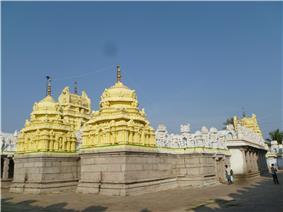 Kanakagiri Kanakachalapathi temple