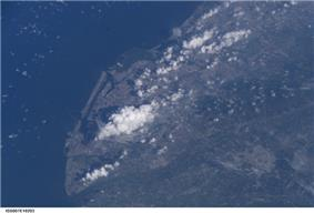 Satellite image of Kaohsiung