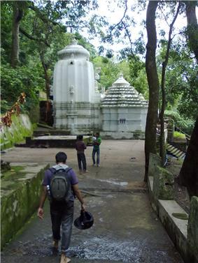 Kapilasa temple, Dhenkanal