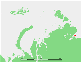Begichev Islands