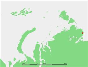 Maria Pronchishcheva Bay