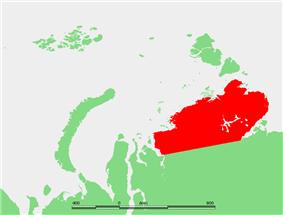 Taimyr Peninsula