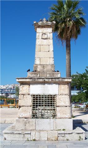 Karaiskakis Faliro monument.jpg