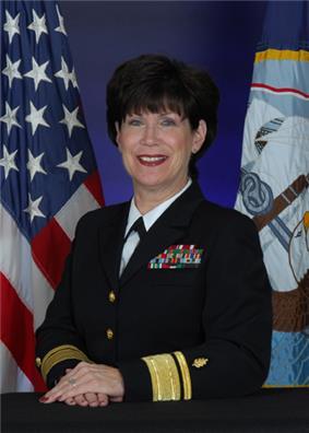RADM Karen Flaherty, Nurse Corps, USN