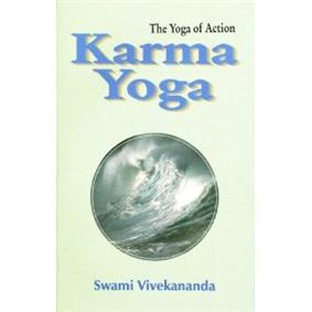 Karma Yoga Swami Vivekananda front cover