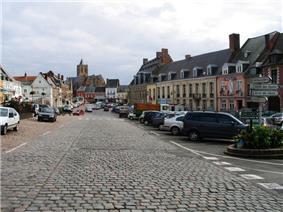 Grande Place, Cassel