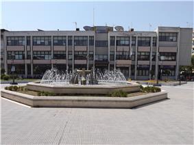 Katerini town hall
