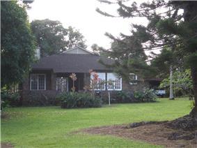 Kilauea Plantation Head Bookkeeper's House
