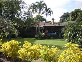 Kilauea Plantation Head Luna's House