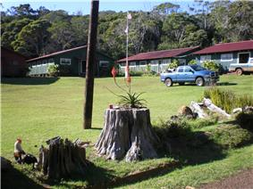 Civilian Conservation Corps Camp in Koke'e State Park
