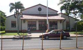 US Post Office-Lihue