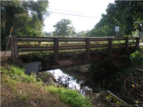 Pu'u'opae Bridge