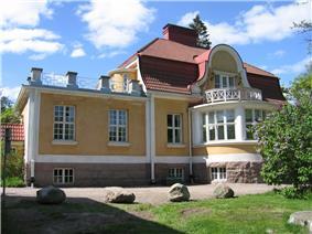 Villa Junghans in Kauniainen