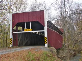 Keefer Covered Bridge No. 7