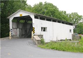 Keller's Covered Bridge