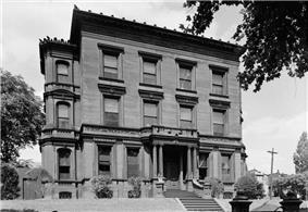 Bergdoll Mansion
