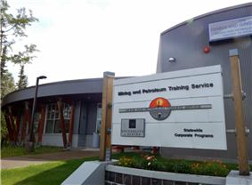 Mining and Petroleum Training Service Building