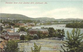 Hallowell circa 1905