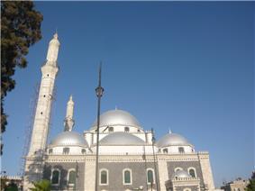 Khaled ibn al-Walid Mosque