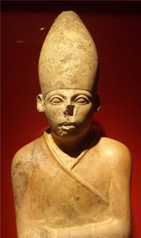 Statue of Khasekhemwy, Ashmolean Museum