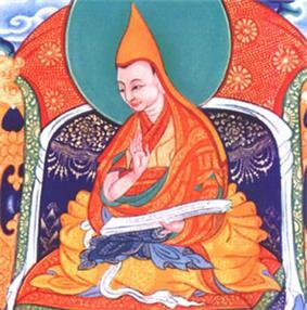 Khedrup Je, 1st Panchen Lama
