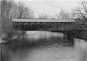 Kidd's Mills Covered Bridge Historic District