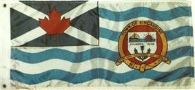 Flag of Kincardine