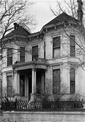 King-McBride Mansion