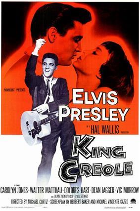 King Creole 1958