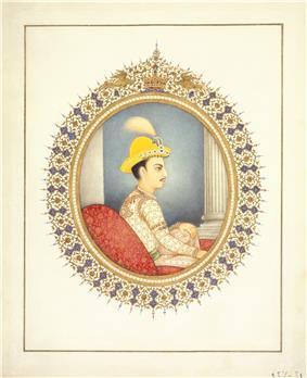 Girvan Yuddha Bikram Shah of Nepal