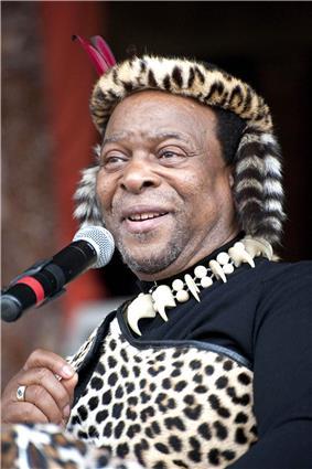 Goodwill Zwelithini kaBhekuzulu of Zululand