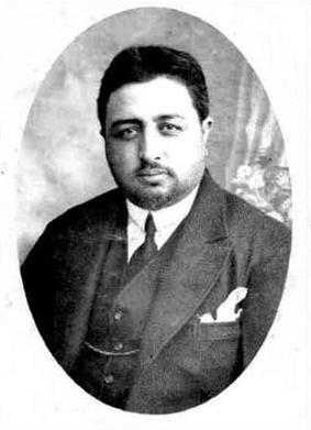 Inayatullah Khan of Afghanistan