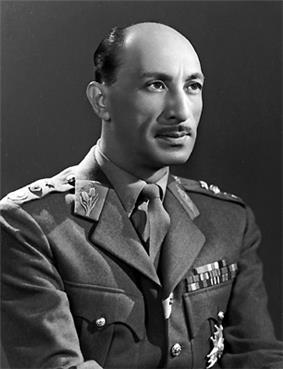 Mohammed Zahir Shah of Afghanistan