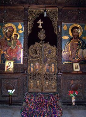 Kings Gate of iconostasis.JPG