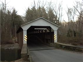 Linton Stephens Covered Bridge