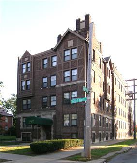 Kingston Arms Apartments