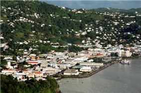 Kingstown, Saint Vincent