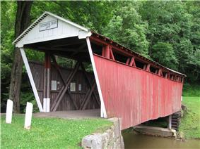 Kintersburg Covered Bridge