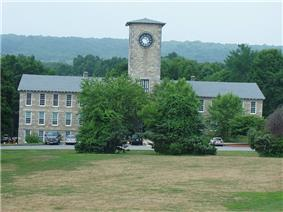 Kirby's Mill, in the Mansfield Hollow part of town