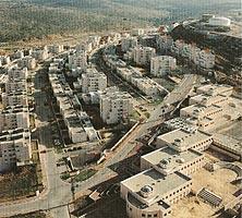 Overview of Kiryat Sefer