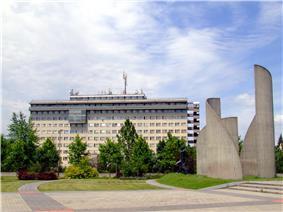 Kiskunhalas kórház Hírnök.JPG