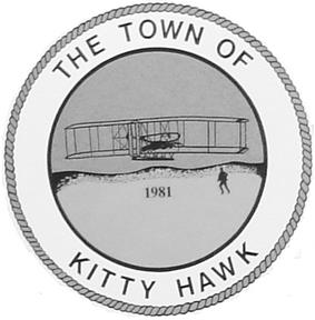 Official seal of Kitty Hawk, North Carolina