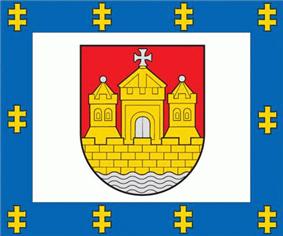 Flag of Klaipėda County