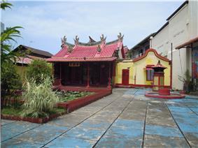 Klenteng See Hin Kiong
