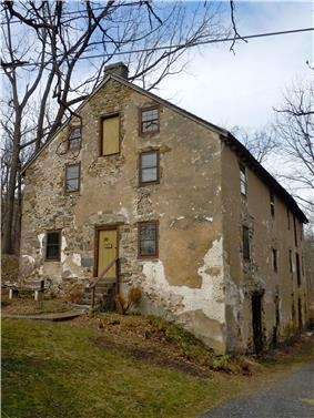 John Knauer House and Mill